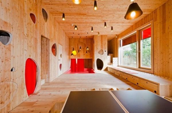 Kita-Felder Josef-Strasse – креативный детский сад от немецких архитекторов
