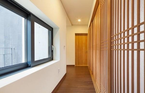 Living Knot – современный сельский дом от Polymur Architecture