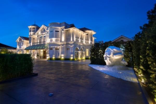 Macalister Mansion: современный малазийский отель в реконструированном 100-летнем особняке