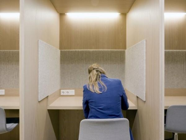 NS Stations Office – креативная штаб-квартира в Нидерландах