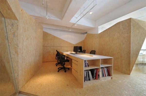 Crisp Office Design – креативное конструкторское бюро в Гонконге
