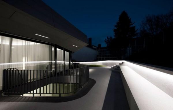OLS House – футуристический дом от J. Mayer H. Architects