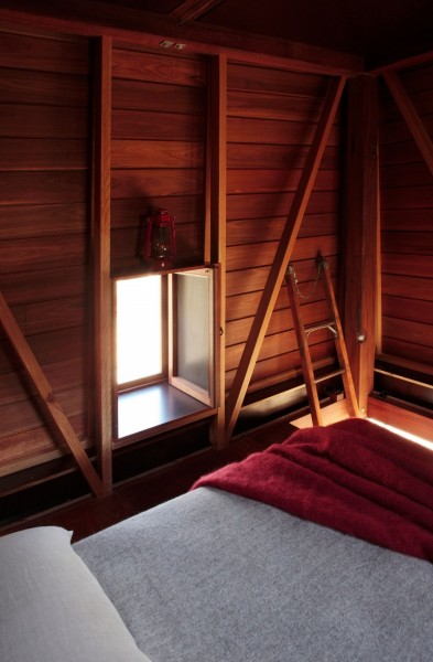 Permanent Camping Structure – крошечный домик со всеми удобствами в Австралии
