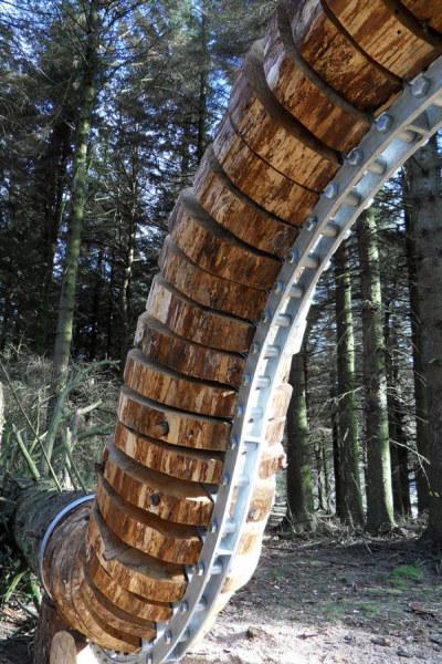 Умершее дерево