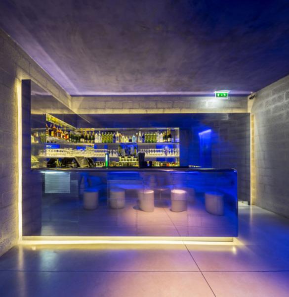 Instalacao Nightclub: креативный интерьер ночного клуба от Jose Carlos Cruz Arquitecto