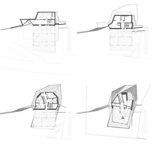 Paramount – Alma Residence: реконструкция тирольского пансиона от Plasma Studio