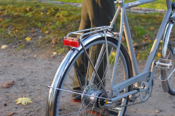 Безопасный велосипед от Джоша Зиссона (Josh Zisson)