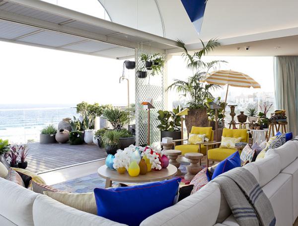 Интерьеры апартаментов Cool House в Сиднее
