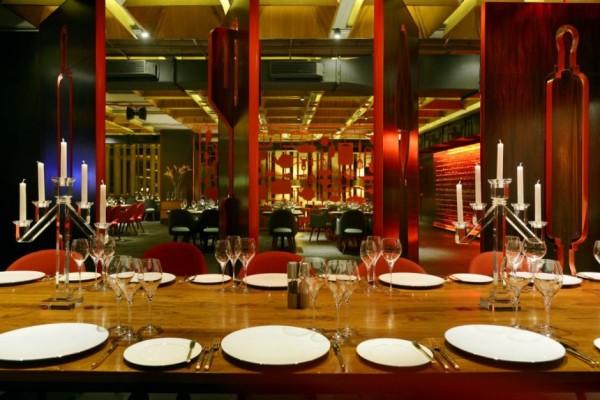 Ресторан The Tower Kitchen в Индии