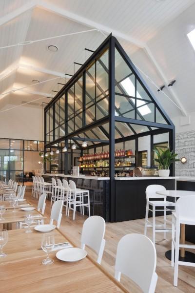 Ресторан Old Library от Hecker Guthrie в Австралии