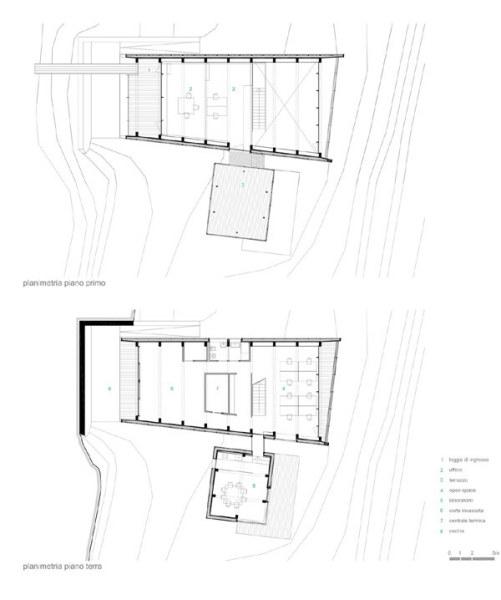Residence TVZEB – экспериментальный эко-дом от итальянских архитекторов