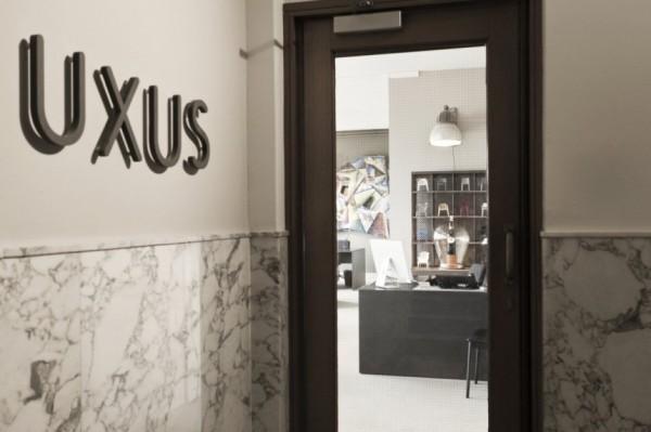 UXUS HQ: контрастная обстановка штаб-квартиры студии дизайна в Амстердаме