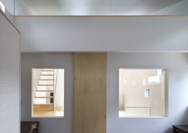 Авангардный минимализм дома Vi-Sang House от Moon Hoon