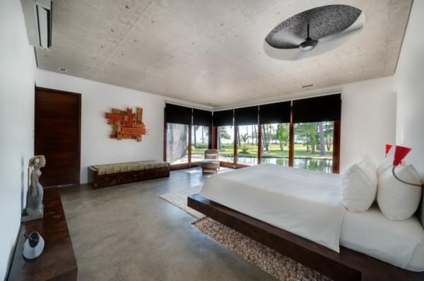 Эклектичный дизайн виллы Villa Sapi в Индонезии