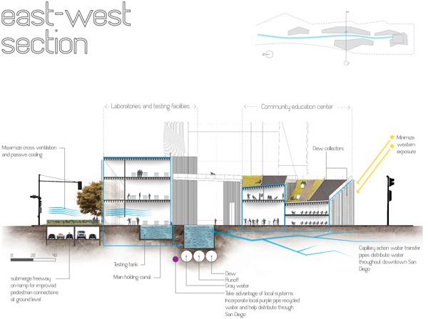 Проект Urban Roots – вода для города Сан-Диего из альтернативных источников