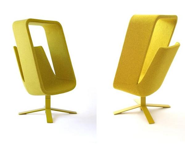 Кресло Windowseat Lounge от Mike & Maaike