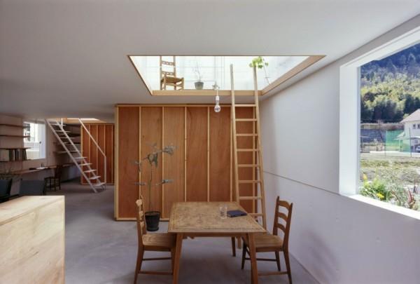 House in Yamasaki – дом-теплица от японских архитекторов