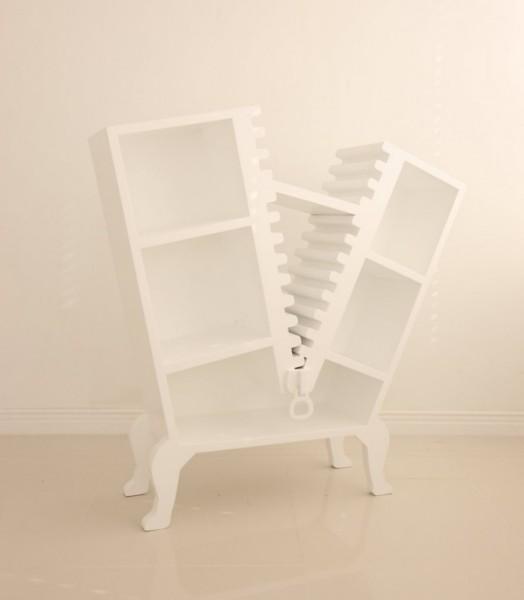 ZIP:PER – сюрреалистическая мебель от студии THE:ZOOM