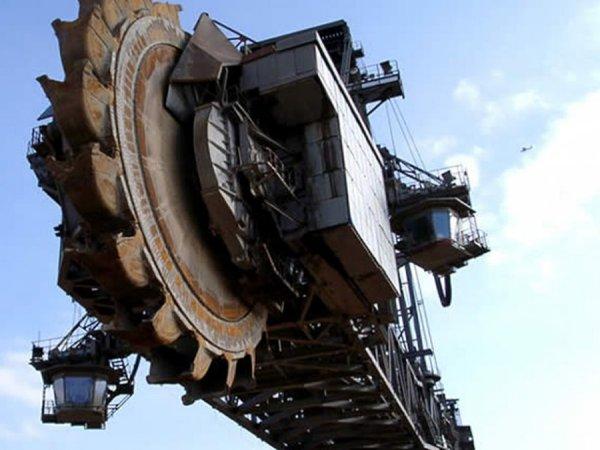 Экскаватор Bagger 288 от компании «ThyssenKrupp»