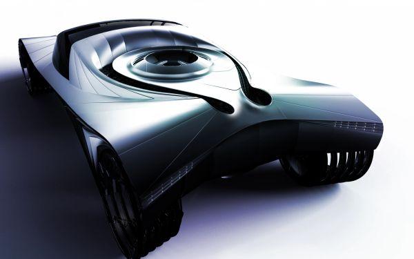 Cadillac World Thorium Fuel - первый автомобиль с ядерным двигателем