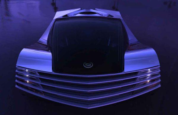 Экологичный автомобиль Cadillac World Thorium Fuel