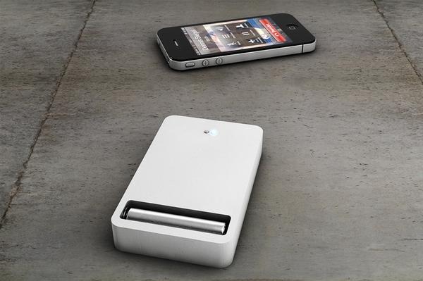 Electromagnetic Harvester способен аккумулировать энергию смартфона