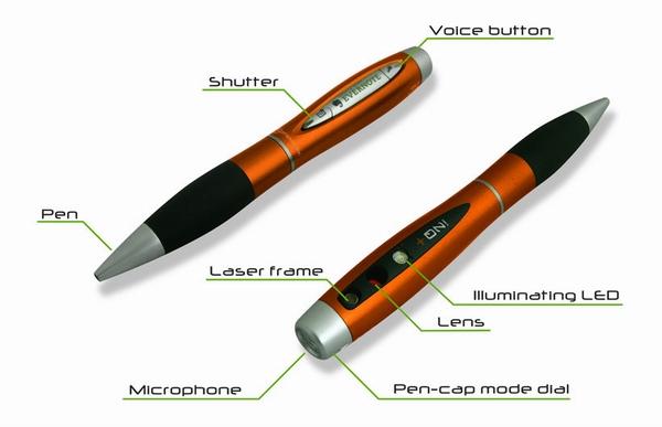 Возможности шариковой ручки NoteMark