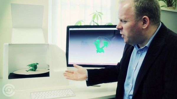 3D сканер компании CADScan