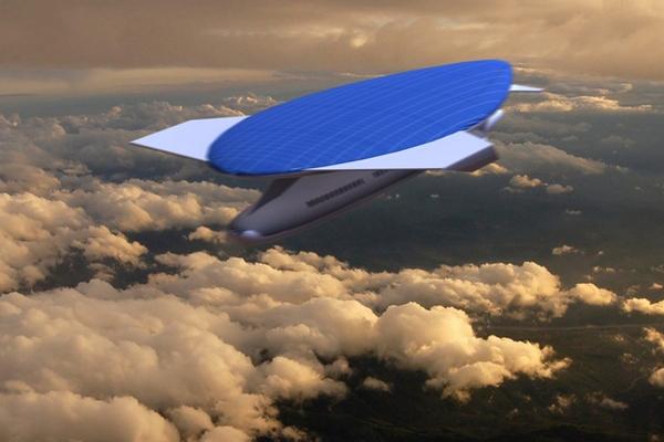 Гибрид самолета и дирижабля
