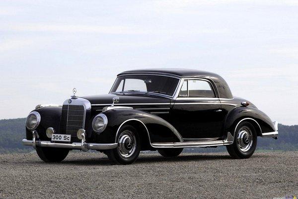 Mercedes-Benz 300 SC 1955 года