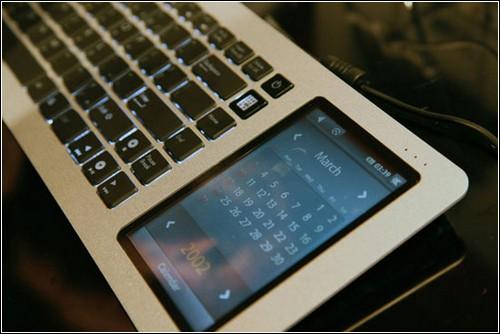 Нетбук-клавиатура ASUS Eee PC Keyboard.