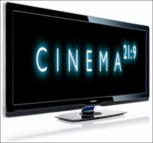 Телевизор Philips Cinema 21:9.