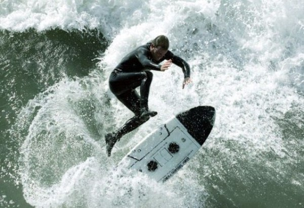 Waveskate: хорошо и серферу и скейтбордисту