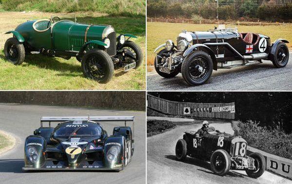 7 знаковых автомобилей в истории Bently.