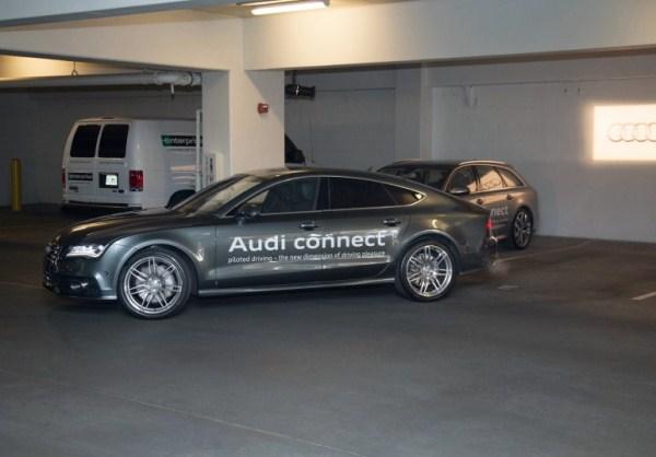 Audi RFID: автоматизированные платежи из салона автомобиля