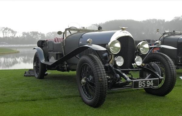 Bentley 3L. Модель 1924 года. Фото: conceptcarz.com