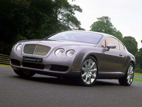 Спортивное купе Bentley Continental GT. Фото: 3.bp.blogspot.com
