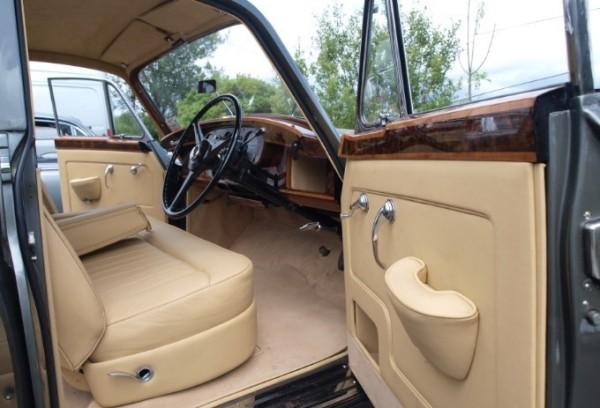 Салон Bentley S2. Фото: at-autostyle.com