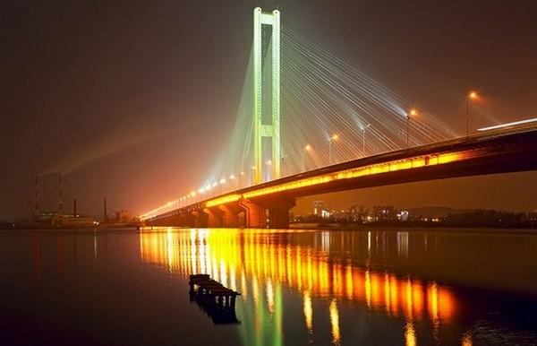 Южный мост. Киев.