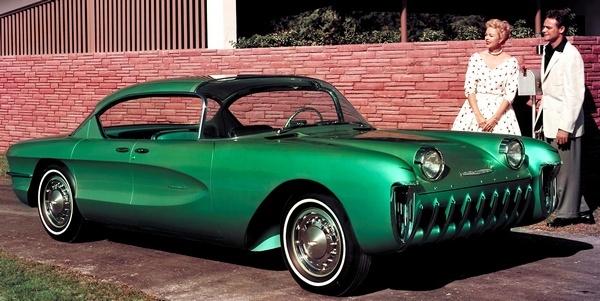 Chevrolet Biscayne (1955г).