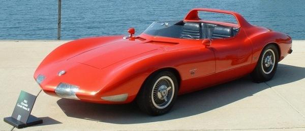 Chevrolet Corvair Monza SS.