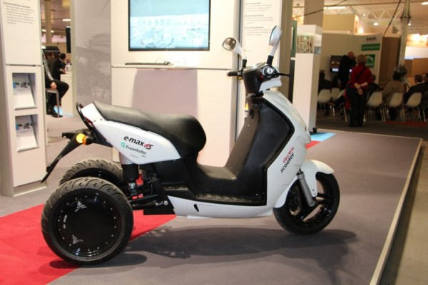 E-scooter: байк, который дарит уверенность