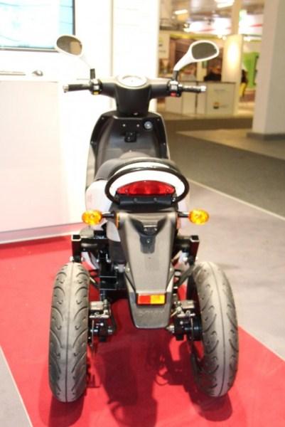 Эко-байк E-scooter