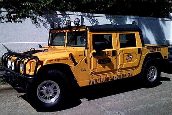 Hummer-такси