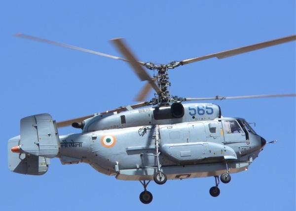 Ка-31 - уникальный боевой вертолёт.