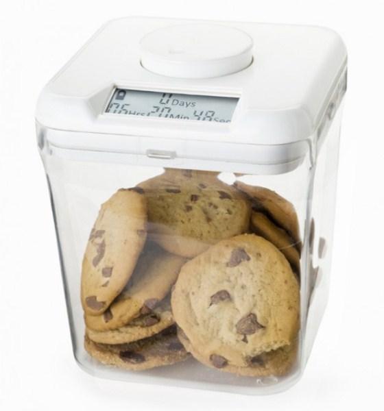 Kitchen Safe:прозрачный сейф для самого вкусного