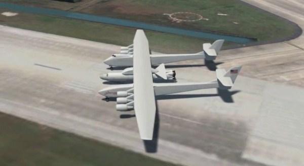 Гигантский самолёт для амбициозных целей