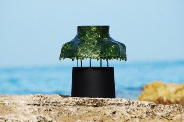 Самая зелёная в мире лампа