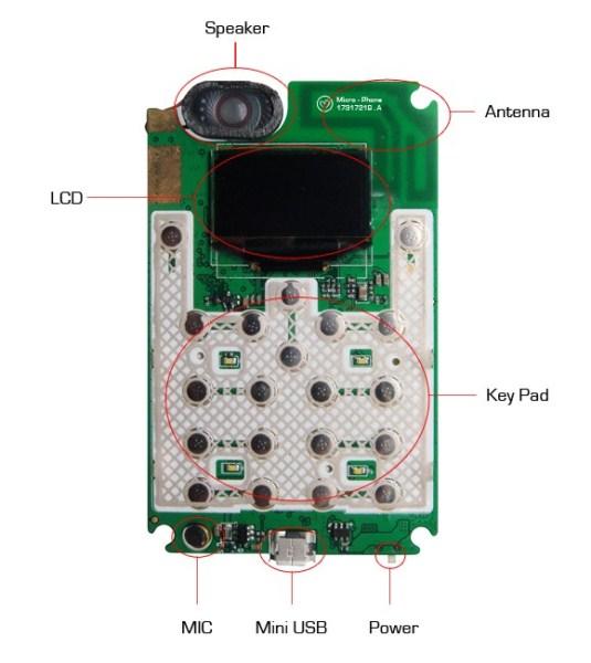 Micro-Phone: вид изнутри
