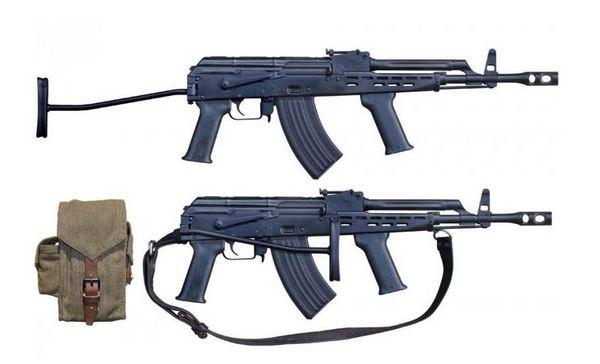 Финский автомат RK 62